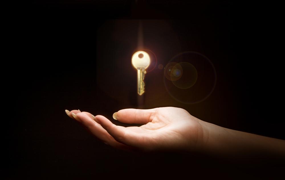 Key to prosperity
