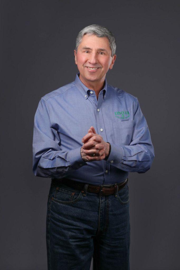 Photo of Ray Posch standing